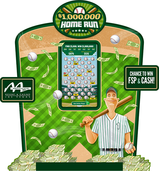 Grand Slam e-Game Board
