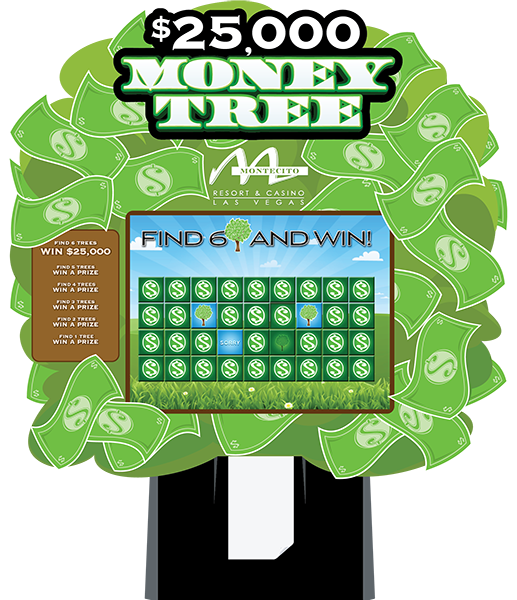 Money Tree Lite Kiosk