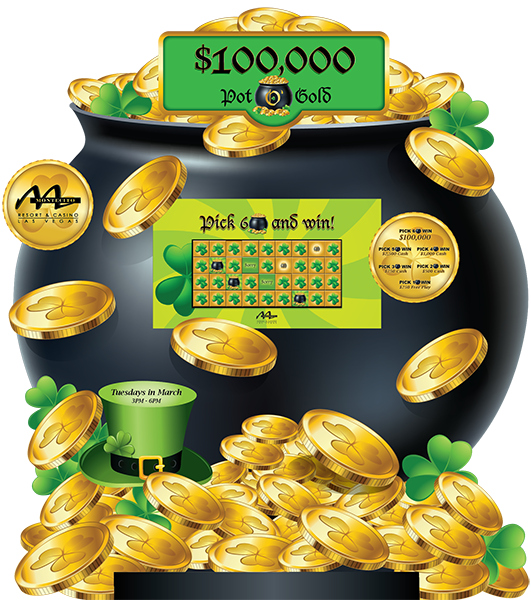 Pot O Gold Super Kiosk