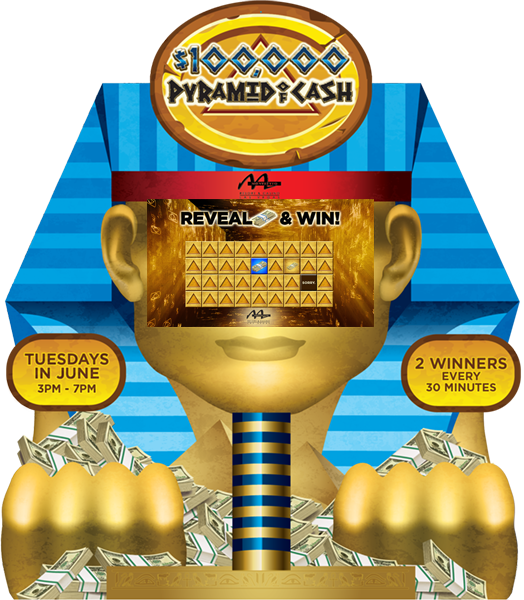 Pyramid of Cash eVSW - Super Kiosk
