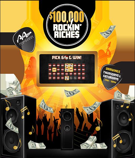 Rockin Riches - eVSW - Super Kiosk