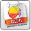August Promotions