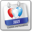 July Promotion Ideas