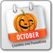 October Promotion Ideas