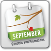 September Promotion Ideas