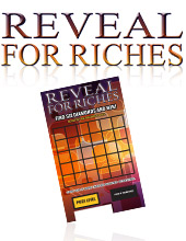 Reveal for Riches Scratch & Win