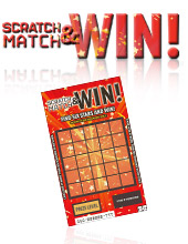 Scratch & Win Red