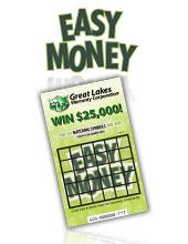 Easy Money Customizable Scratch & Win