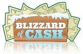 Blizzard of Cash Kiosk Game