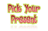 Pick Your Present Kiosk Promotion