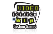 Video Scratch & Win Custom Games
