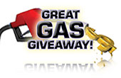 Great Gas Giveaway Game