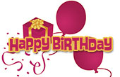 Happy Birthday Insured Promotion