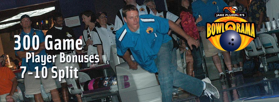 Banner Bar for bowling