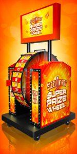 Casino Summer Promotion Ideas - Prize Wheel
