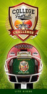 Autumn Casino Promotions - College Football Challenge