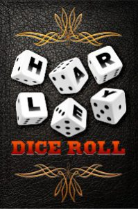 motorcycle dealer promotions - harley dice roll