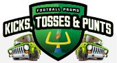 football promotion ideas - kicks, tosses and punts