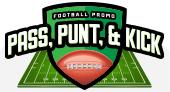 football promotion ideas - pass punt kick