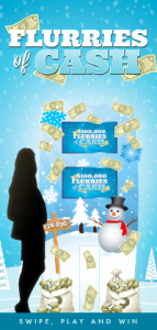 Casino Holiday Promotions - Flurries of Cash