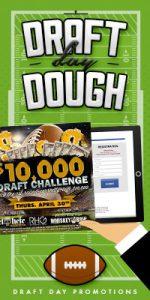Draft Pick Promotion - Draft Day Dough