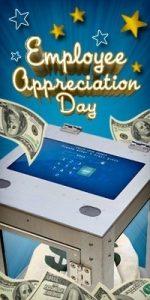 Employee Appreciation Day Prize Vault