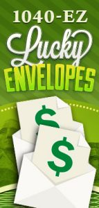 Tax Day Promotion - Lucky Envelopes