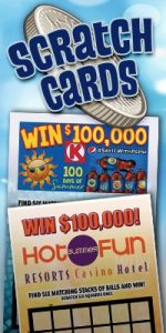 Summer Promotion Ideas - Scratch Cards