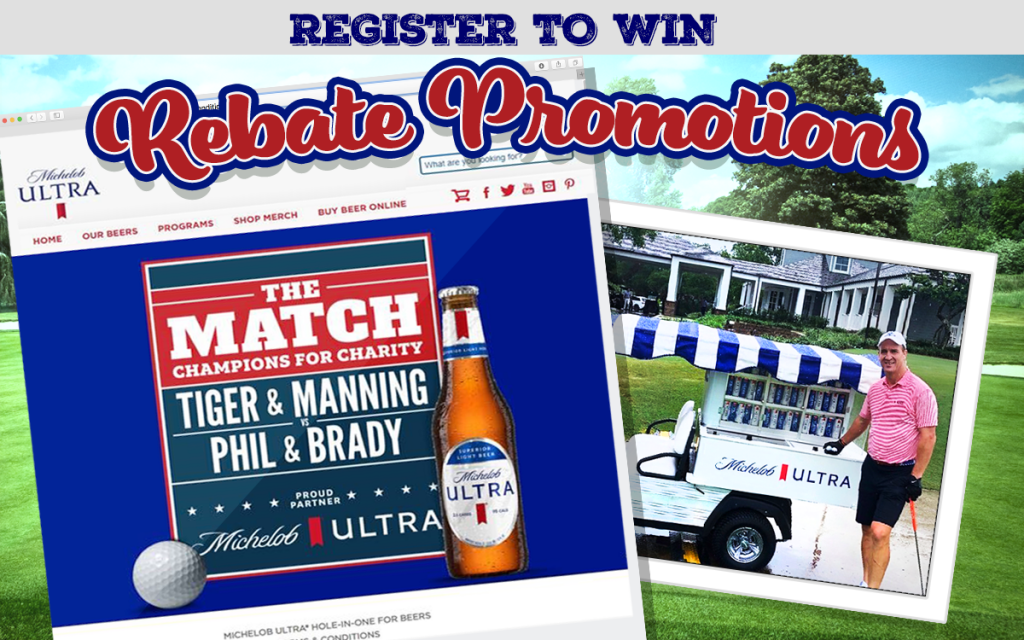 Golf Conditional Rebate - The Match