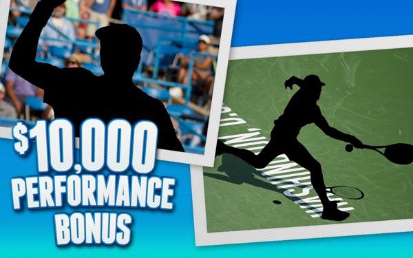 performance bonus promotion winner